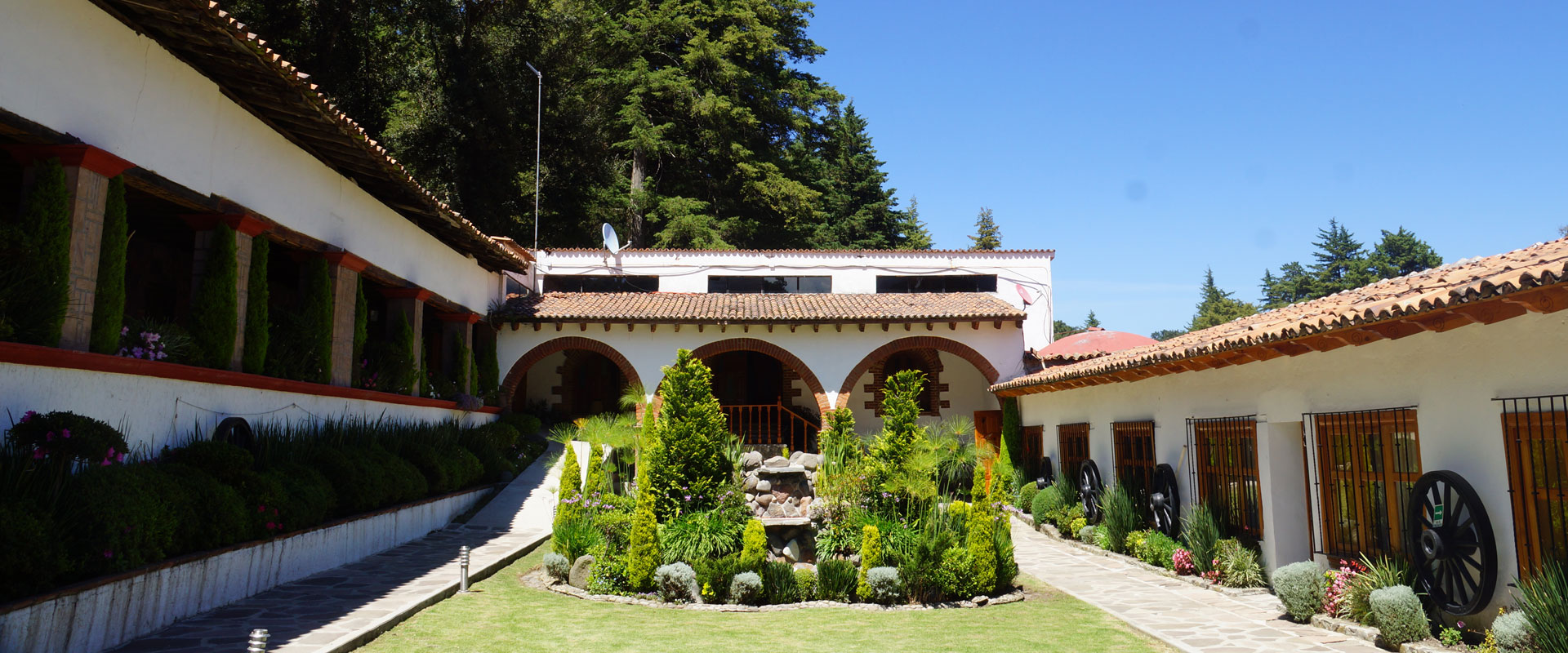 Las Cascadas Ecoturistico Villa chapa de Mota